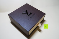 Box: YL Damen Doppel perlen Ohrringe 925 Sterling silber Süßwasser-Zuchtperlen Mode Ohrstecker