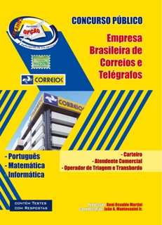 apostila concurso dos correios 2012 2013