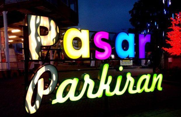 Lokasi Pasar Parkiran Batu Malang