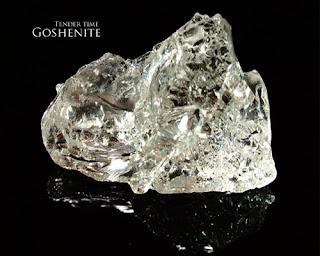 ゴッシェナイト goshenite (Etched・蝕像) Sao Geraldo do Baixio Ms-Brasil