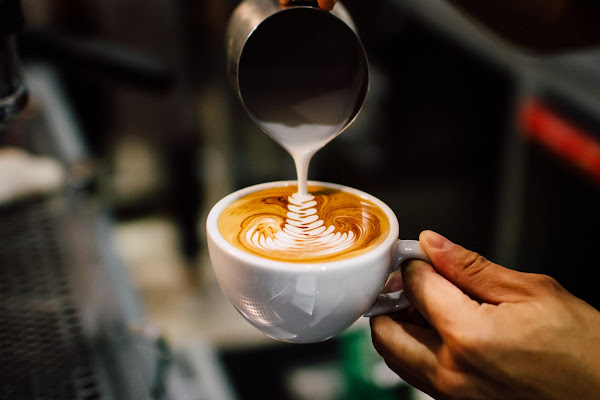 空少的咖啡之旅