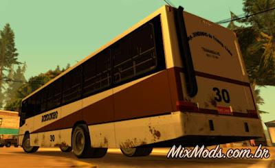 mod ônibus brasileiro para gta sa
