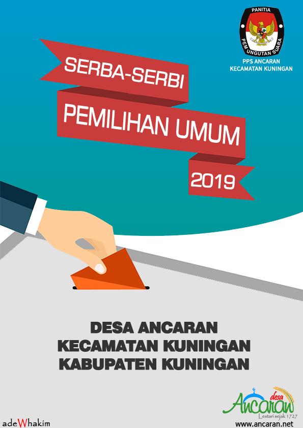 Hasil Perolehan Suara Pemilu 2019 di Desa Ancaran
