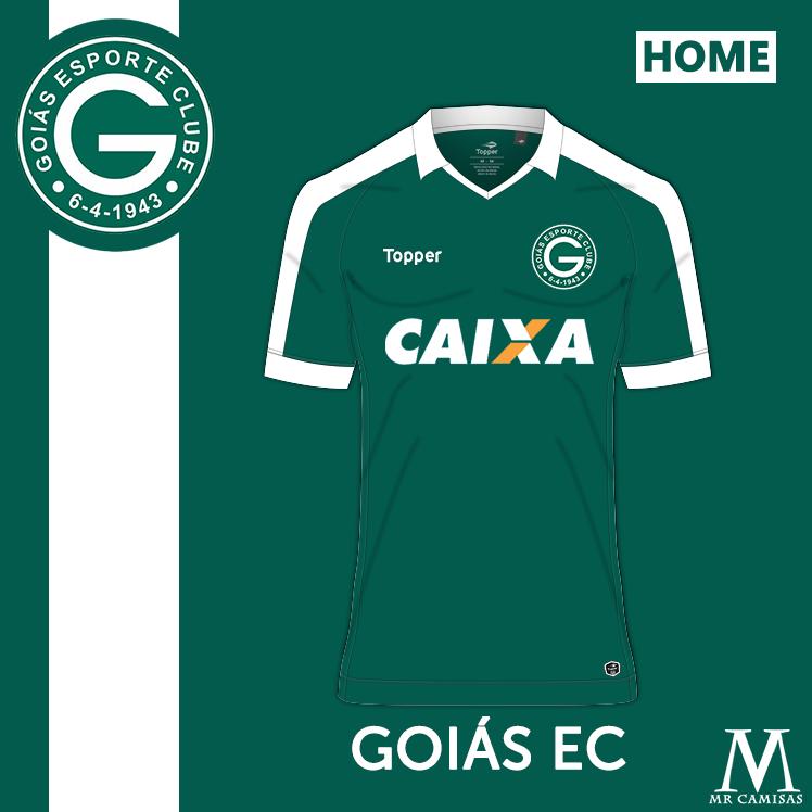 Goiás - 2018 - Topper - Propostas  b7e40a4f3df1d