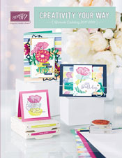 NEW! 2017-2018 Stampin' Up! Annual Catalog -- coming soon! Find out how to get your free copy! www.juliedavison.com