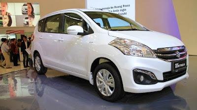 Cukukp 5 Juta sudah bisa booking Suzuki Ertiga diesel 2017.
