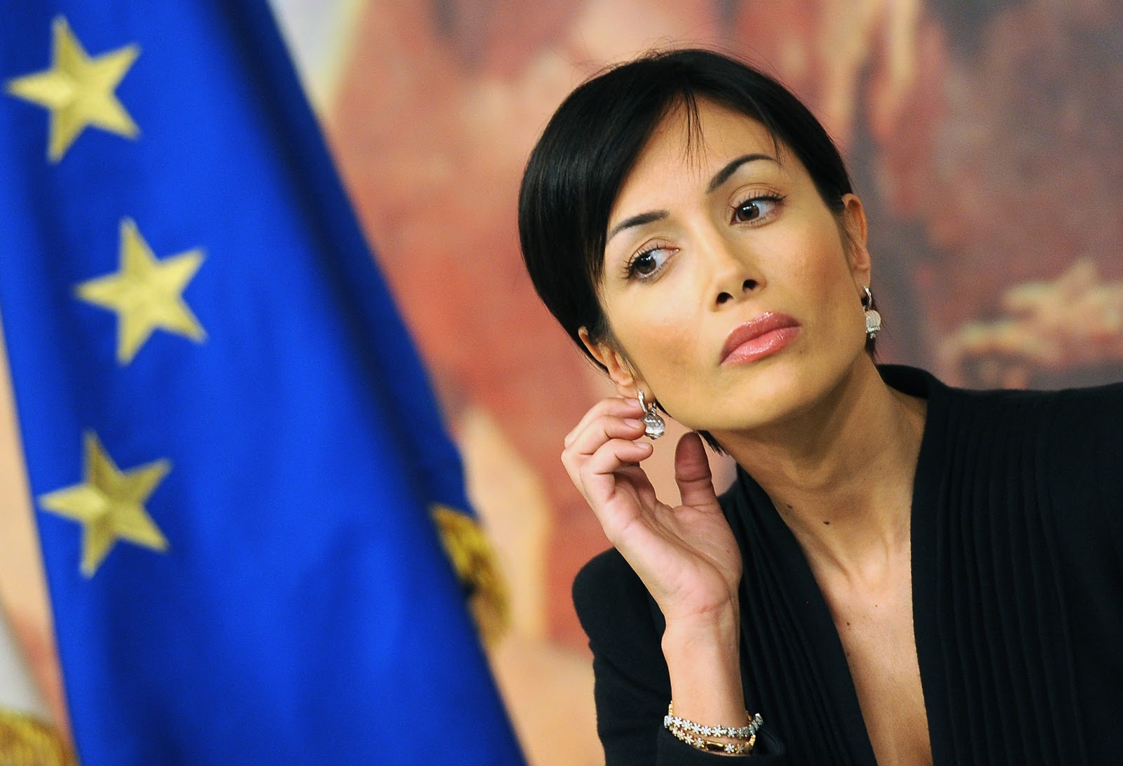 Italienische Politikerin