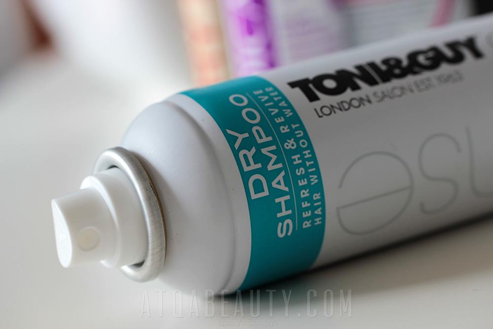 Włosy :: Niech żyje suchy szampon! <br>Jak stosować i po co
