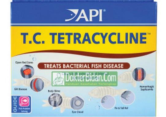 Tetracycline Antibiotik - Kegunaan Dosis Aturan Pakai Dan Bahaya Efek Sampingnya
