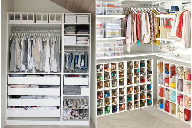 Apartment ideas 17 ideas for the proper organization of for Apartment wardrobe design