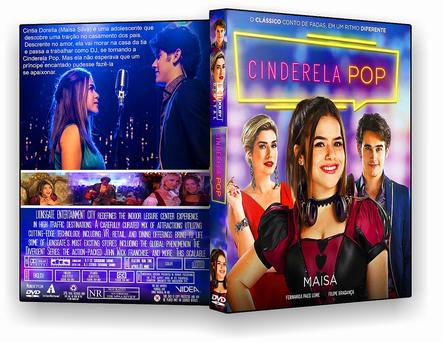 CAPA DVD – Cinderela Pop 2019 – ISO – CINEMA