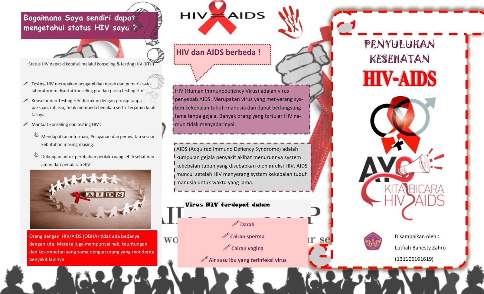 Contoh Leaflet Kesehatan Untuk Sang Pembaca