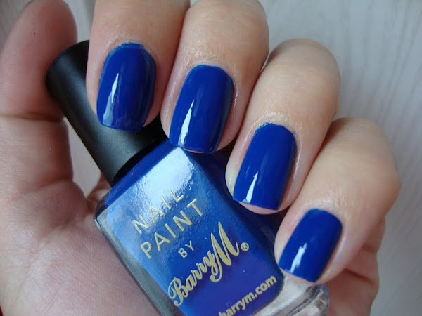 BARRY M - LIMITED EDITION & CATRICE - GOLDFINGER