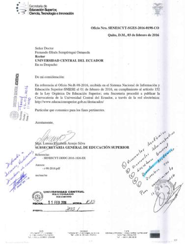 Uce facultad de ingenier a ciencias f sicas y matem tica for Convocatoria para concurso docente 2016