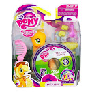 MLP Single Wave 1 with DVD Applejack Brushable Pony