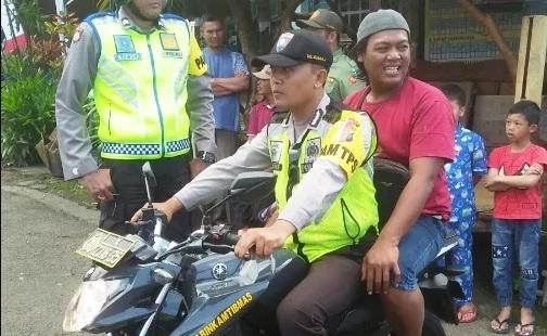 Ngaku Intel Polisi, Pria Ini Arahkan Pemilih Coblos 01