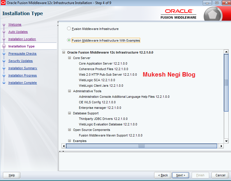 how to create domain in weblogic 12c in windows