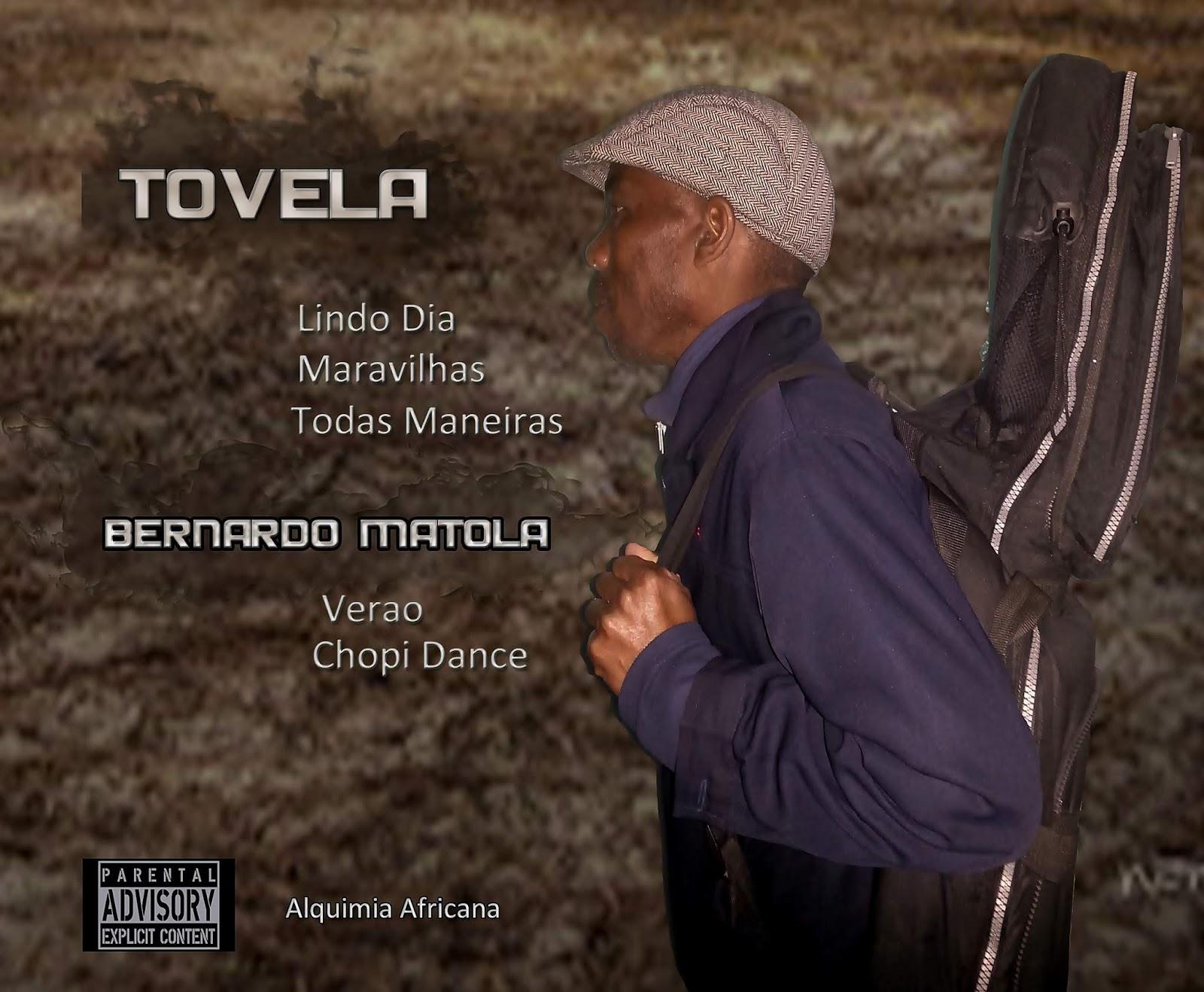 Tovela & Bernardo Matola - Alquimia Africana (EP)