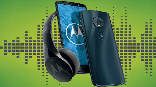 June 2018 Security Update goes live for the Moto G6 Plus