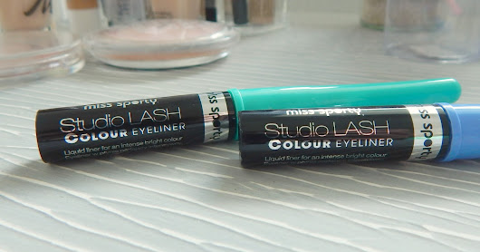 [New In] Miss Sporty Colour Eyeliner