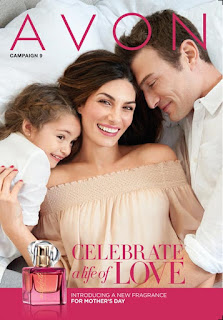 Avon Campaign 9 The Online Dates on this Avon Catalog 4/1/17 - 3/14/17 Click on Image