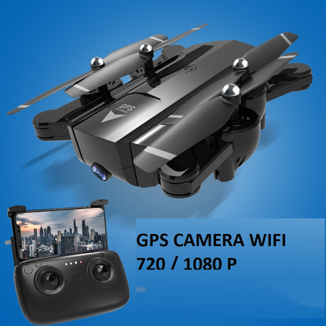 MAY BAY FLYCAM GPS
