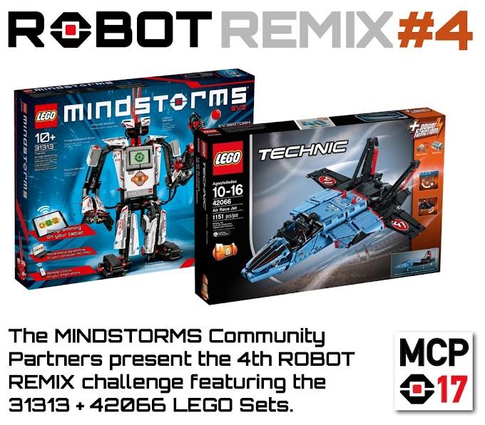 ROBOT REMIX #4