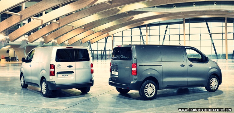 2016 Toyota Proace Van For Sale And Specification