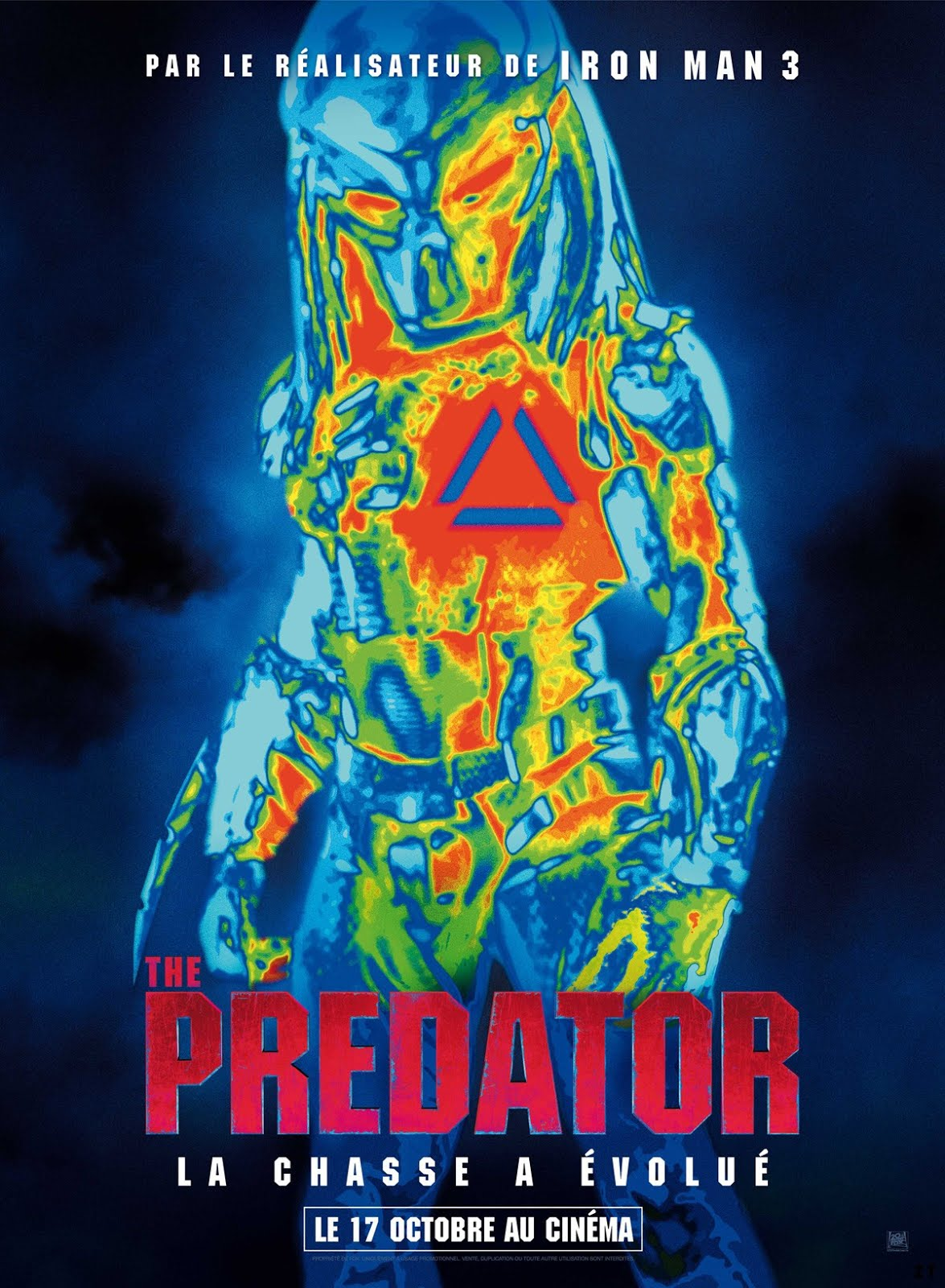The Predator [TS MD] [Streaming] [Telecharger]