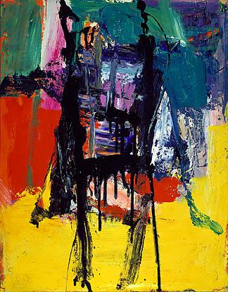 Resultado de imagen de franz kline pinturas