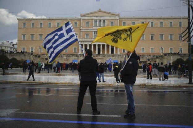 Κυβερνητική δυσανεξία στις αντιδράσεις για τη «Μακεδονία ξακουστή»