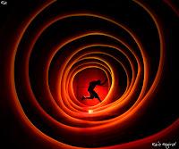 Sigue el camino de baldosas amarillas: Tropiezos en espiral