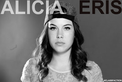 "In the beginning of 2013, Alicia Eris began writing and planning her first solo music project titled ""Retrospective '12,"" with fellow Class Faction member, producer/co-writer Dane Diamond. According to Alicia, ""My new sound is a cross between the bluesy sounds of Amy Winehouse and the alternative-soul sounding group The Internet."" The EP will be released in the summer of 2013."