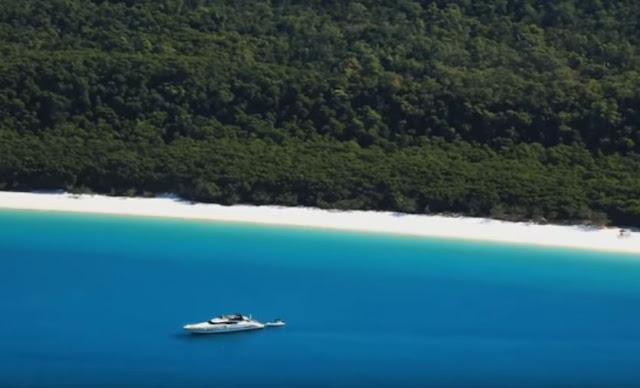 Ilha Fraser na Austrália