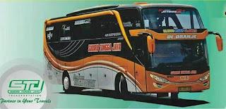 harga tiket bus sudiro tungga jaya jurusan Jakarta, ponorogo, solo, madiun