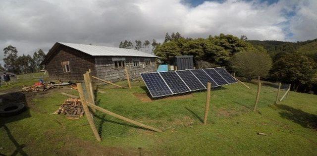Energías Renovables No Convencionales