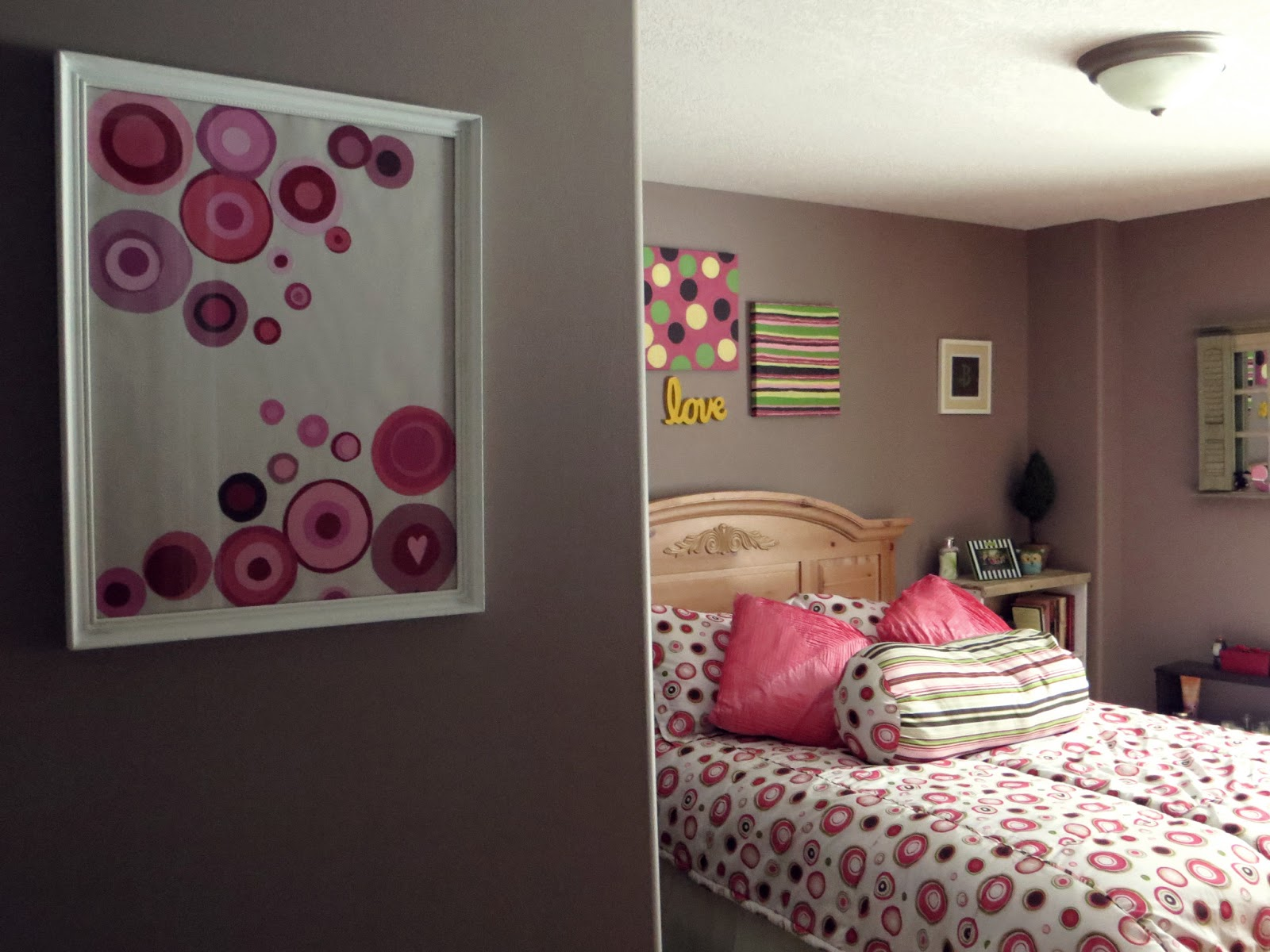 Namely Original: DIY Teen Girl Room Decor
