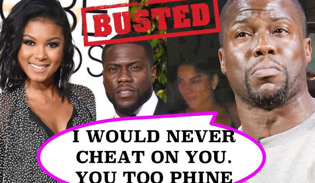 kevin hart slept with lady hotel