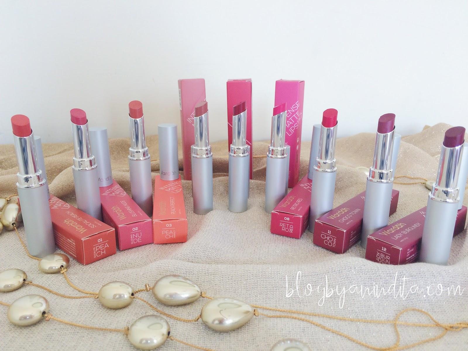 Wardah Intense Matte Lipstick 06 Blooming Pink8 Daftar Harga Passionate Pink 07 25gr Shopee Indonesia Source Lippen Ini Lagi Hitzz Di Kalangan Beauty Blogger Vlogger U Name It Lah Pokoknya