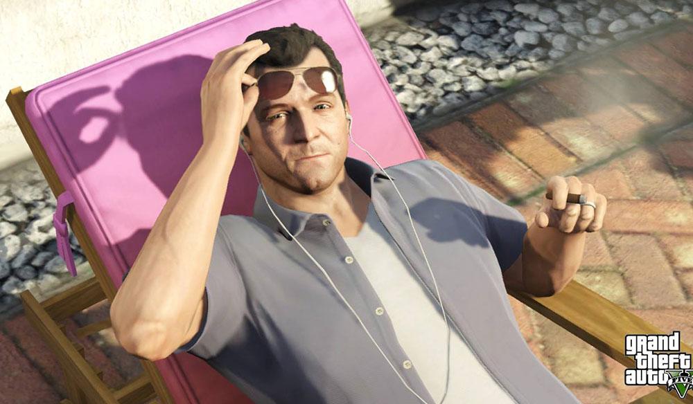 GTA V Yeni Ekran Görüntüleri Yayınlandı
