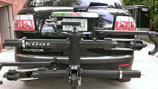 Kuat NV Bike Carrier Review