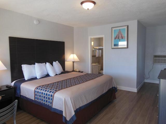 Hotel Budget Inn - Saint Augustine: quarto