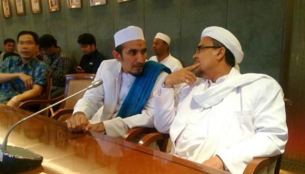 HOAX: Ujar Ketua, Kabar FPI Jadi Partai Islam