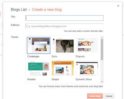 free blog website in Blogger | ब्लॉगर में फ्री वेबसाइट कैसे बनाते है।