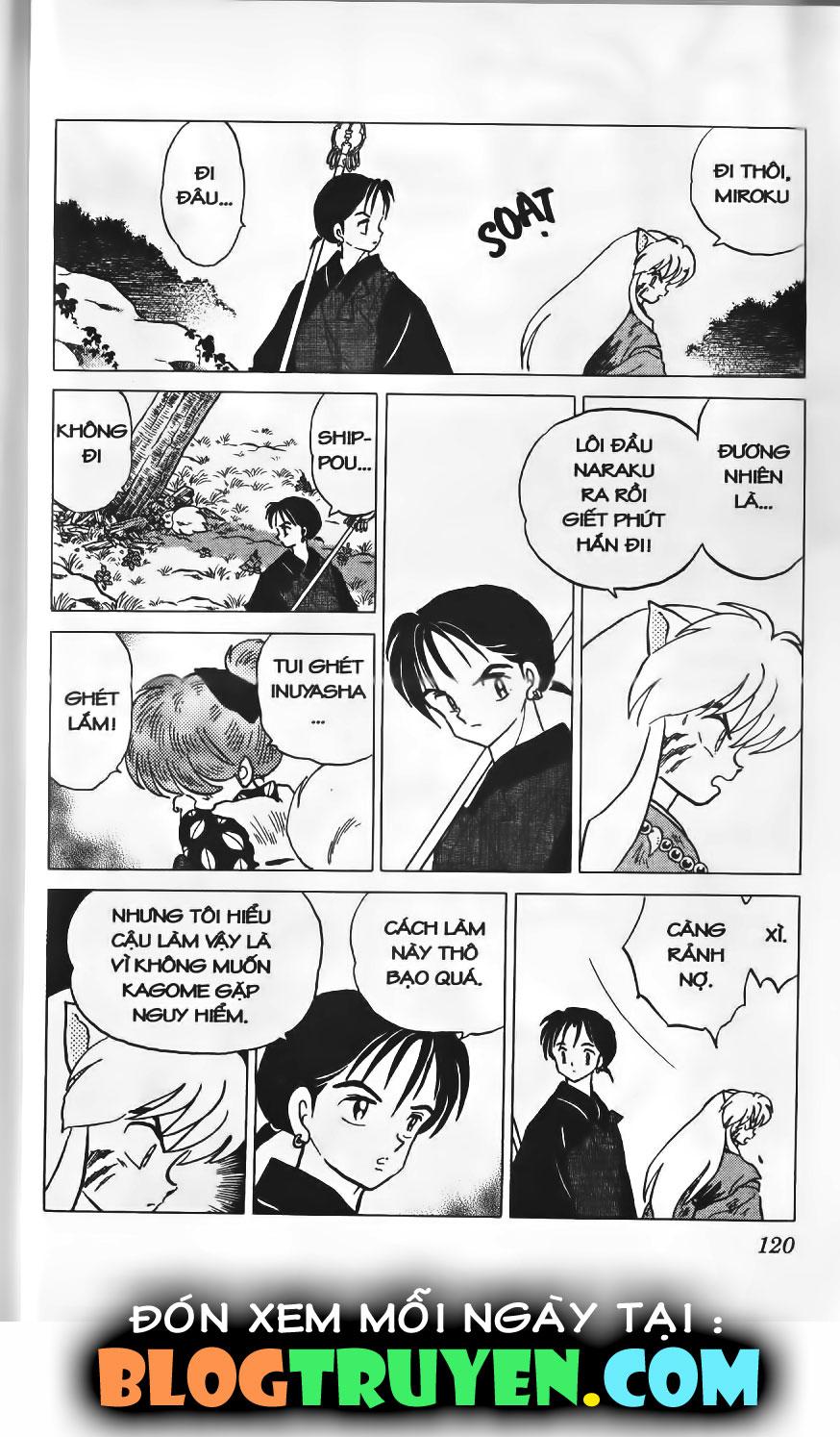 Inuyasha vol 07.7 trang 5