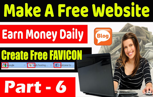 Generate Free FavIcon