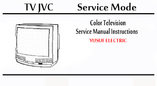 Manual Service Color Television