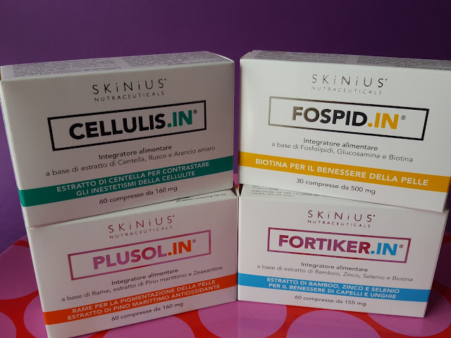 SKINIUS® Nutraceuticals