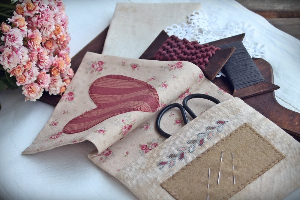 Rose Hamilton Sewing Pouch