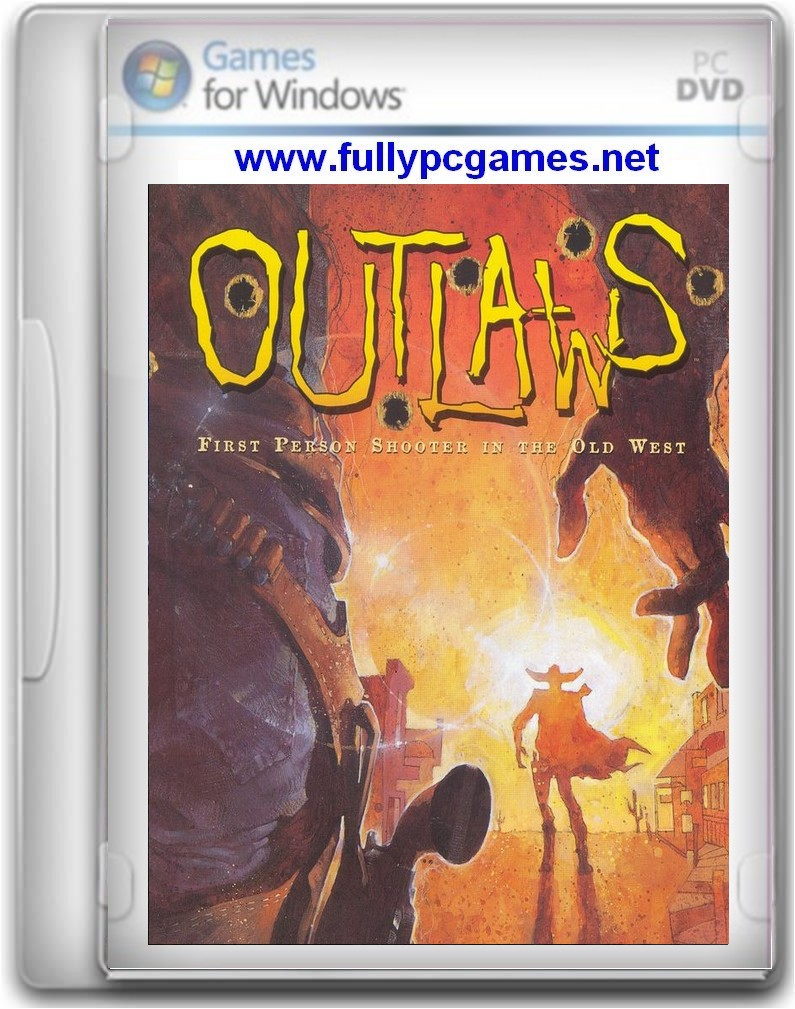 Outlaws Download (1997 Arcade action Game)